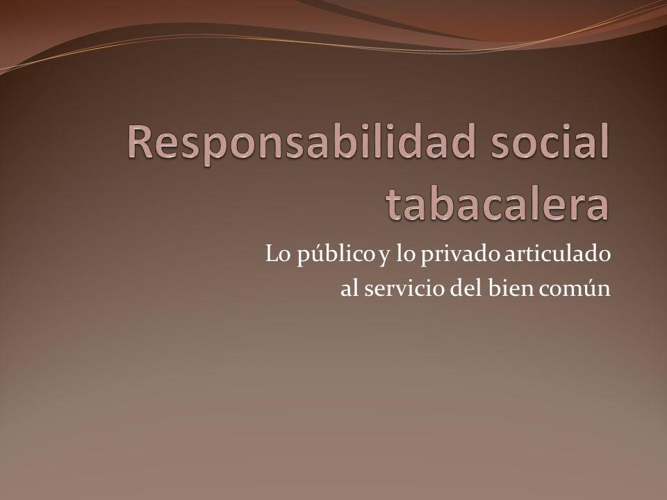 Lo público y lo privado articulado al servicio del bien común