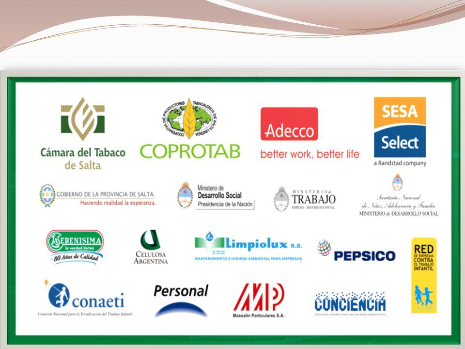 La articulación con entidades gubernamentales, instituciones agropecuarias, empresas fue la característica que se destacó en nuestro accionar.