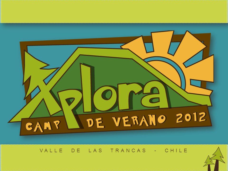 Xplora camps es un campamento diseñado para aquellas familias que no pueden salir durante algún período de las vacaciones de verano, dando la posibilidad de que su hijo se desconecte de la ciudad y disfrute al máximo de esta nueva forma de veranear.