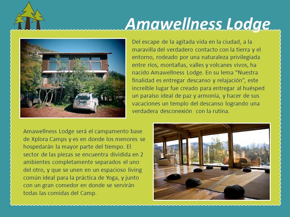 El precio del Camp incluye Transporte Santiago - Las Trancas - Santiago Instrucción y supervisión las 24 hrs.