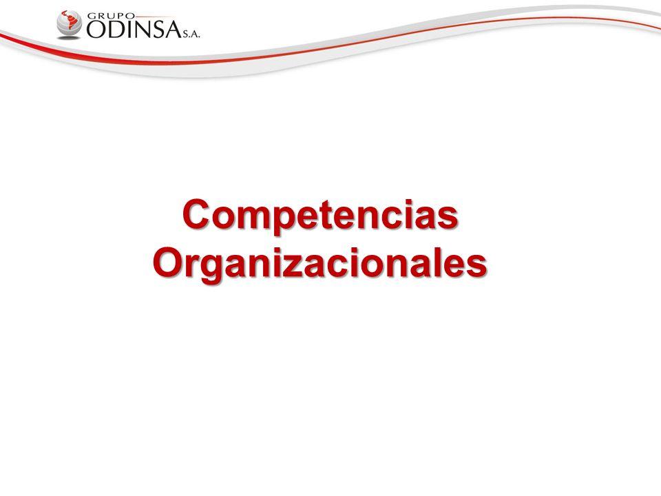 CompetenciasOrganizacionales