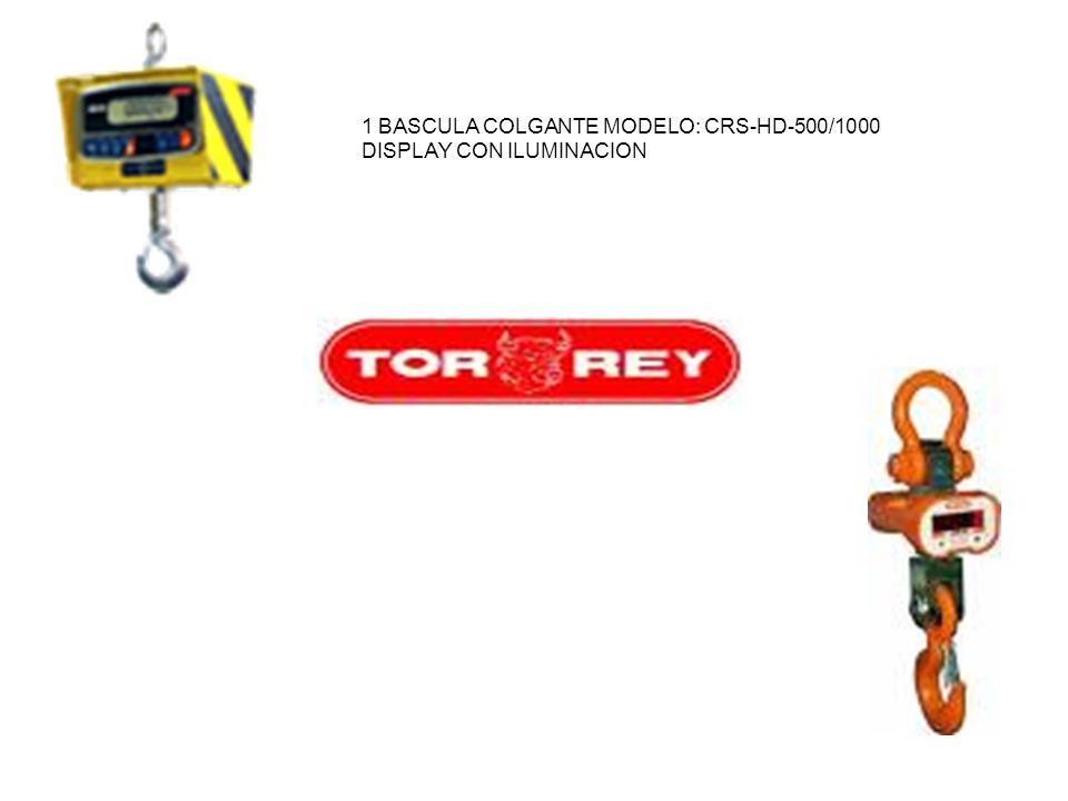 1 báscula de recibo móvil modelo: L-EQM-500 Tecla de tara, módulo indicador con iluminación, pesa en kilogramos o libras Batería recargable de hasta 8 horas de uso continuo aprox.