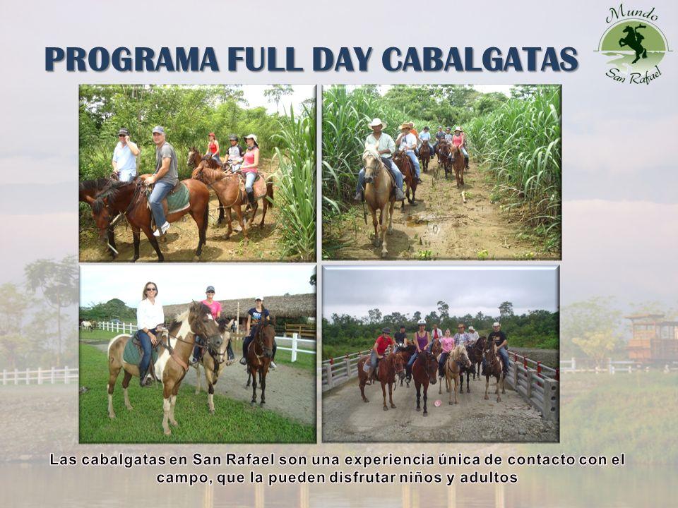 12 PROGRAMA FAMILIAR Día de Integración y Campo