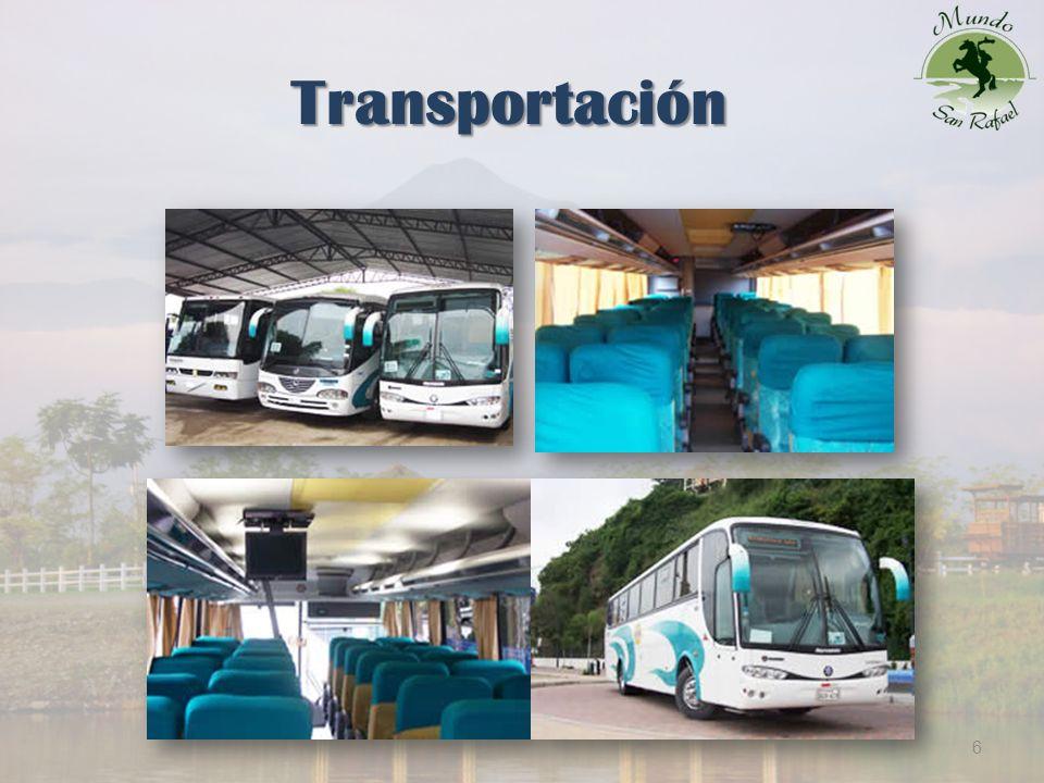 6 Transportación