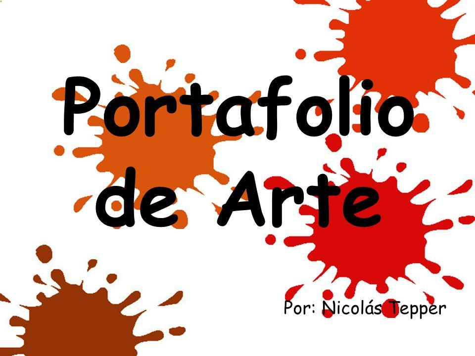 Introducción Un portafolio de arte es una documentación de tus proyectos hechos, en este caso son los proyectos de arte durante todo el año.