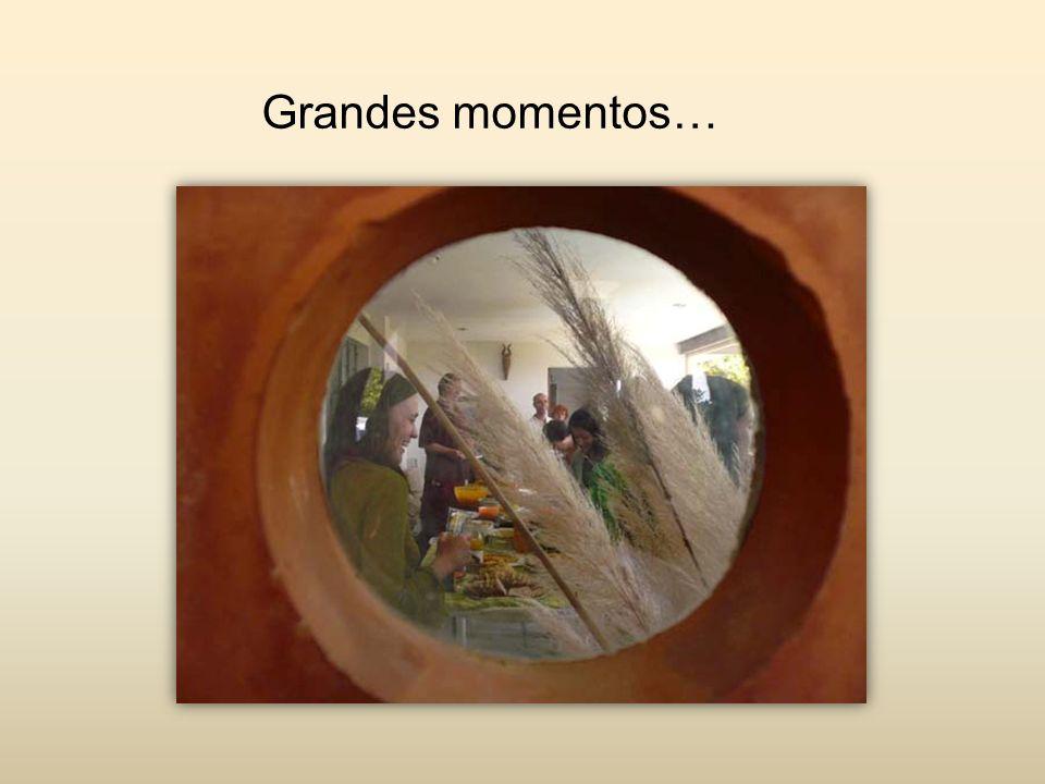 Grandes momentos…