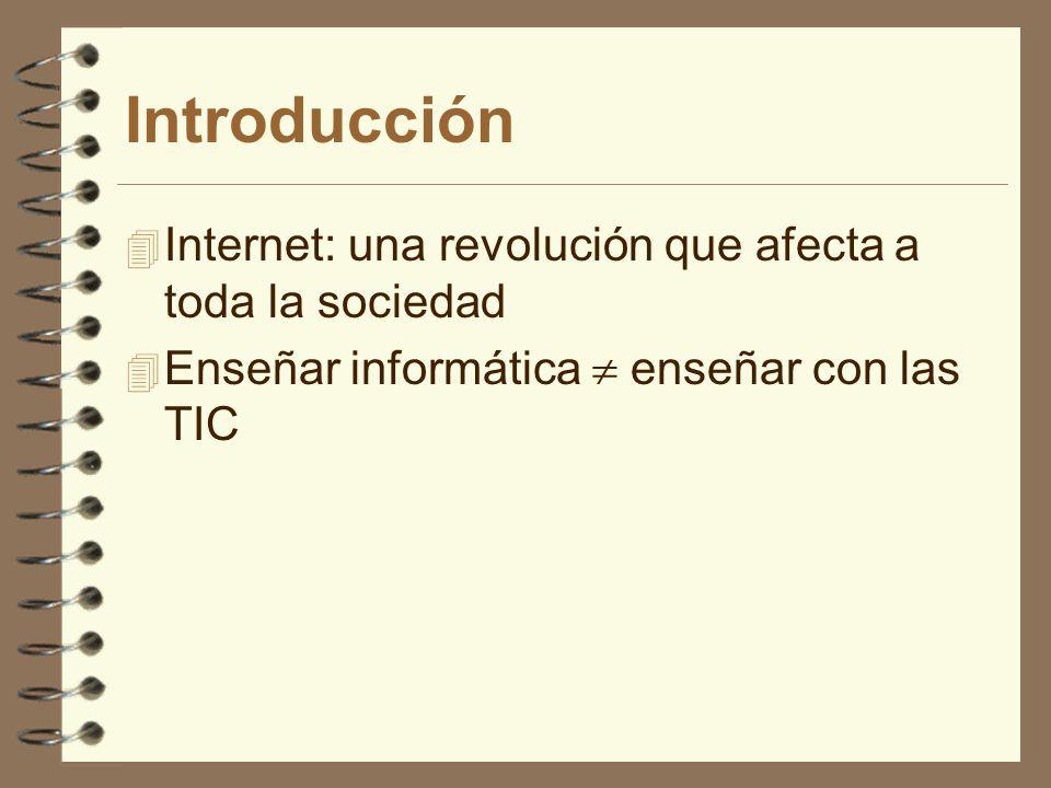 ¿Qué aporta Internet a la educación.