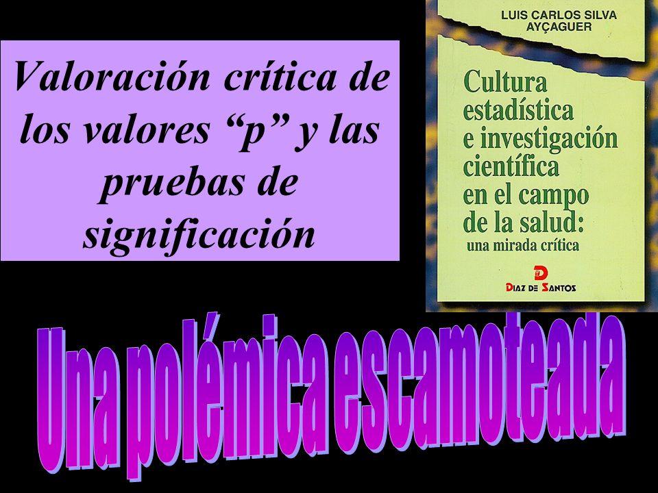 El paradigma bayesiando: una alternativa al enfoque frecuentista Luis Carlos Silva Ayçaguer Vicerrectoría de Investigaciones ISCM de La Habana