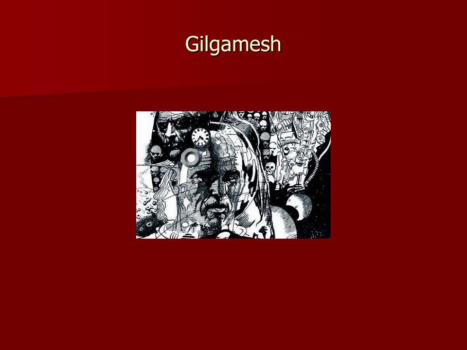 Gilgamesh o Gilgamés es un personaje legendario de la mitología sumeria.