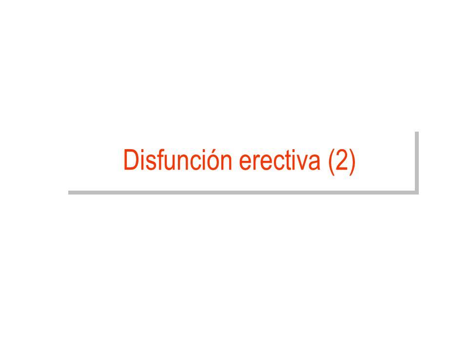 Disfunción erectiva (2)