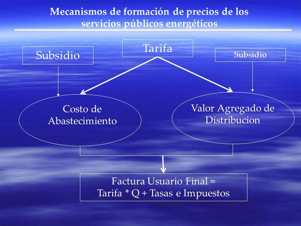 Tarifa Social De acuerdo a Fernando Navajas (FIEL), la definición de Tarifa Social es la siguiente: Familia amplia de mecanismos de subsidio dirigidos a que los sectores de menores recursos puedan satisfacer sus necesidades básicas de servicios de infraestructura (consumo y acceso) a un costo razonable.