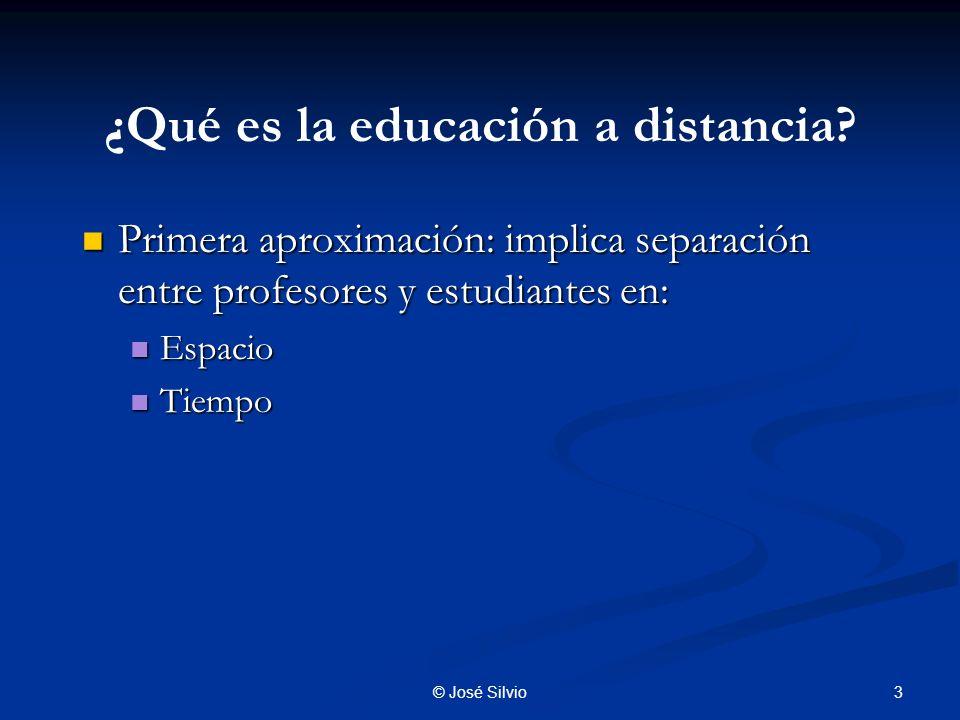 3 ¿Qué es la educación a distancia.