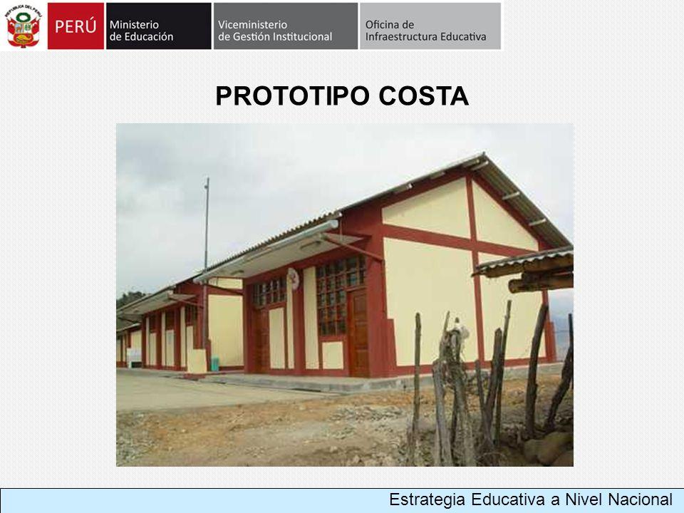 Estrategia Educativa a Nivel Nacional PROTOTIPO COSTA