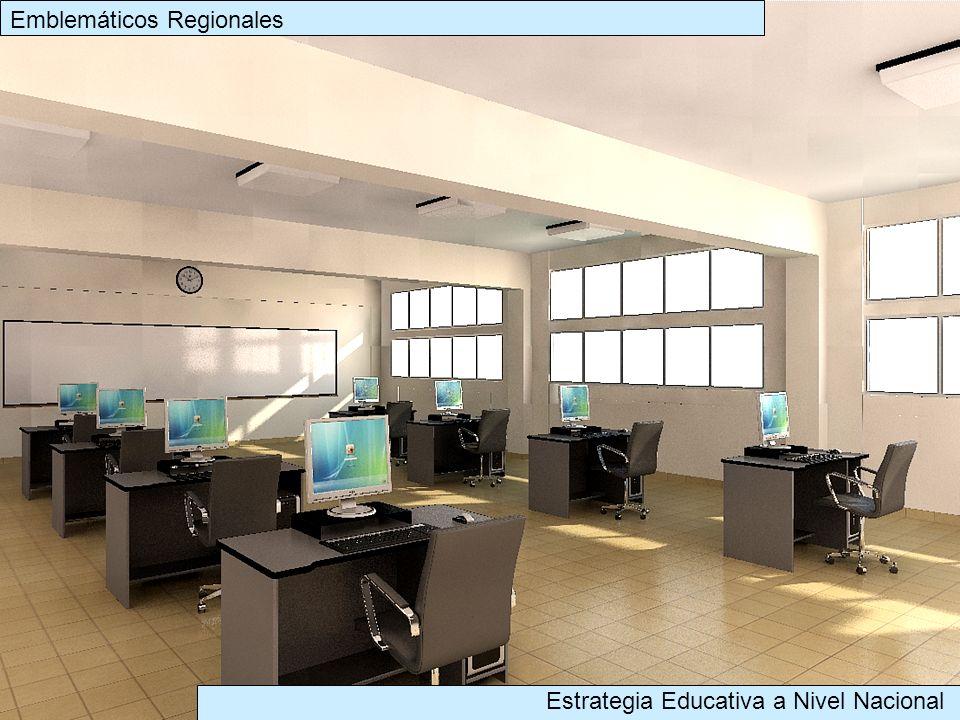 Emblemáticos Regionales Estrategia Educativa a Nivel Nacional