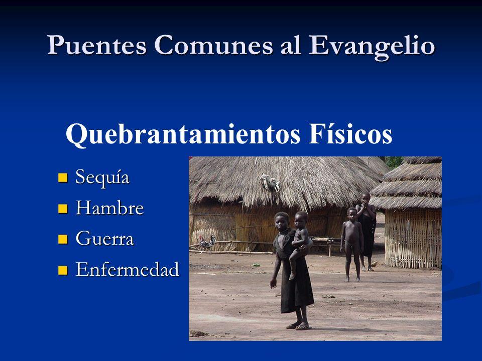 Puentes Comunes al Evangelio Quebrantamientos Quebrantamientos Sociales Encarcelamiento Encarcelamiento Clase Clase social inferior