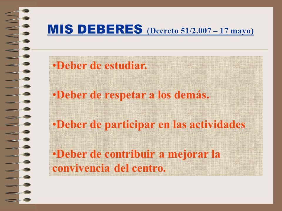 REGLAMENTO DE RÉGIMEN INTERIOR Norma básica de funcionamiento.