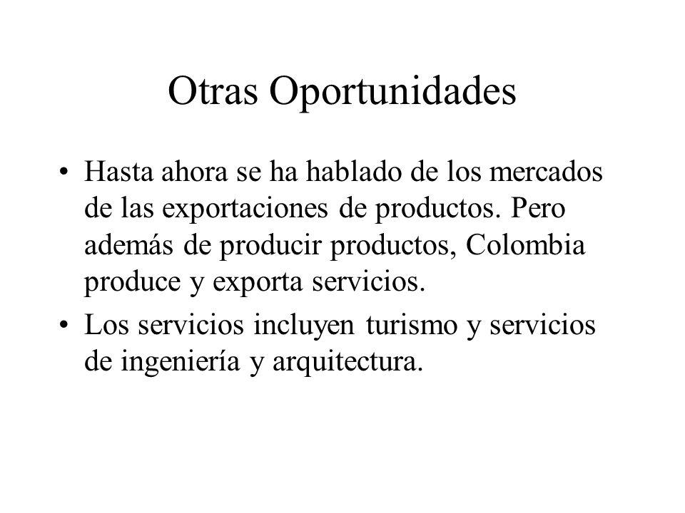 Un Boom Controlado Es posible que Colombia experimentará una ola de influjos de inversión de portafolios, aún si no se dedica a emitir muchos nuevos títulos de alta calidad.