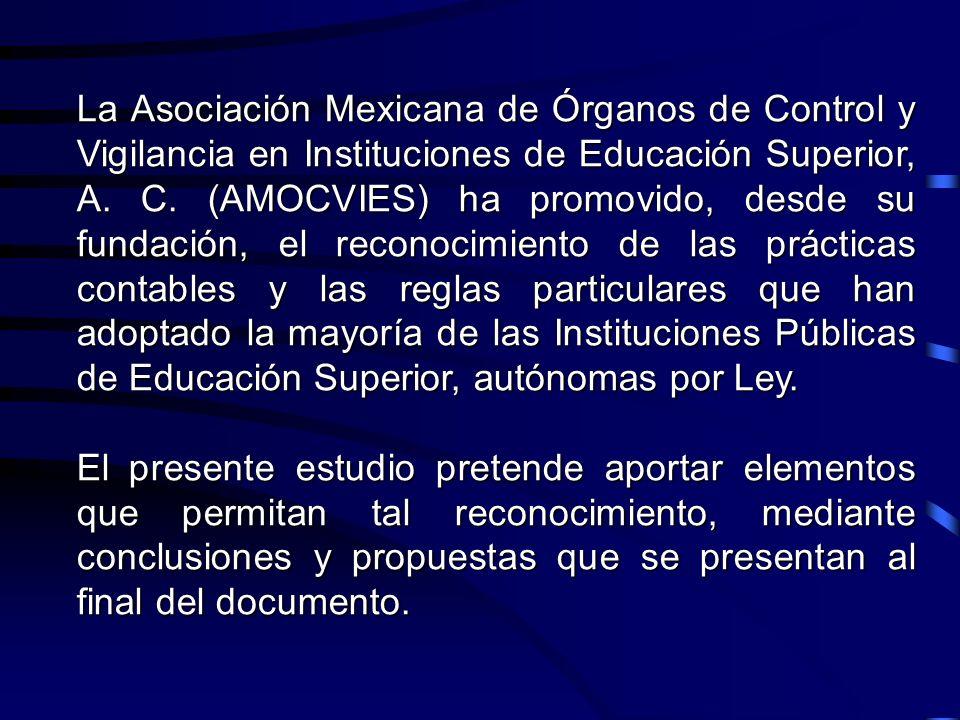 Es importante destacar que, a la fecha, las Instituciones Públicas de Educación Superior han formulado su información financiera, sustentándose en los