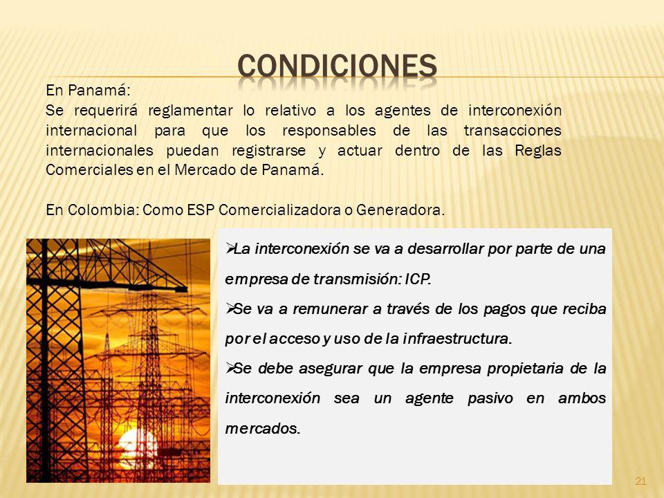 En Panamá: Se requerirá reglamentar lo relativo a los agentes de interconexión internacional para que los responsables de las transacciones internacionales puedan registrarse y actuar dentro de las Reglas Comerciales en el Mercado de Panamá.