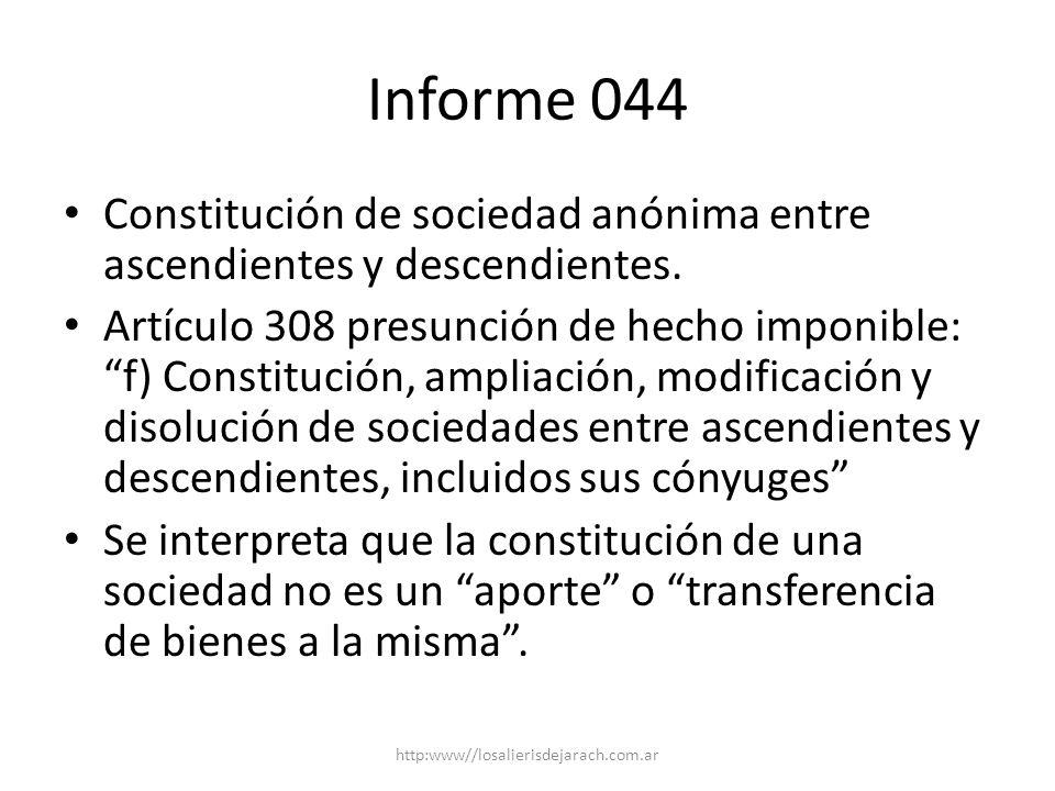 Informe 046 Transmisión por causa de muerte, del derecho de uso a perpetuidad de dos parcelas en un cementerio privado.