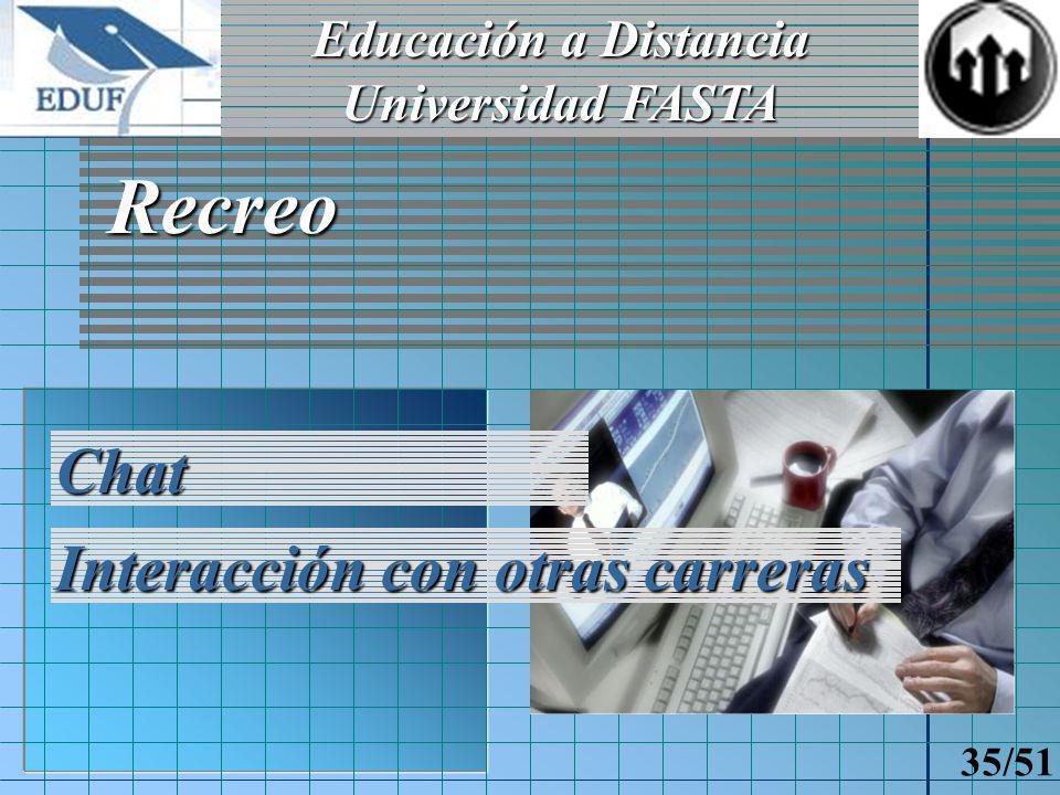Educación a Distancia Universidad FASTA 34/51 Centro de Documentos Búsqueda de información Palabras clave