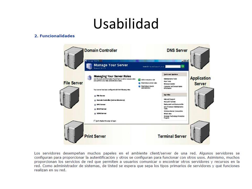 Software El software es el sistema operativo para red, se concibe como un conjunto de programas que controla y administra los recursos de red y propios del sistema.
