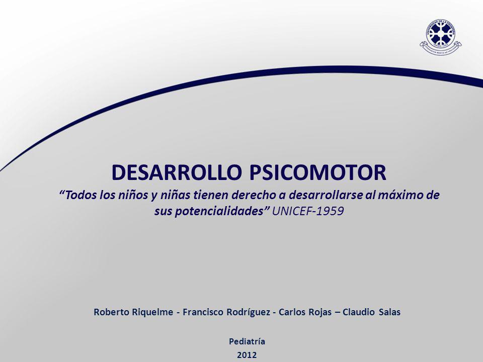 TEPSI Evalúa DSM entre los 2 y los 5 años Chile Crece Contigo: 36 meses 52 ítems repartidos en 3 subtest TEPSI MotricidadLenguajeCoordinación Test de Desarrollo Psicomotor 2-5 años (TEPSI).