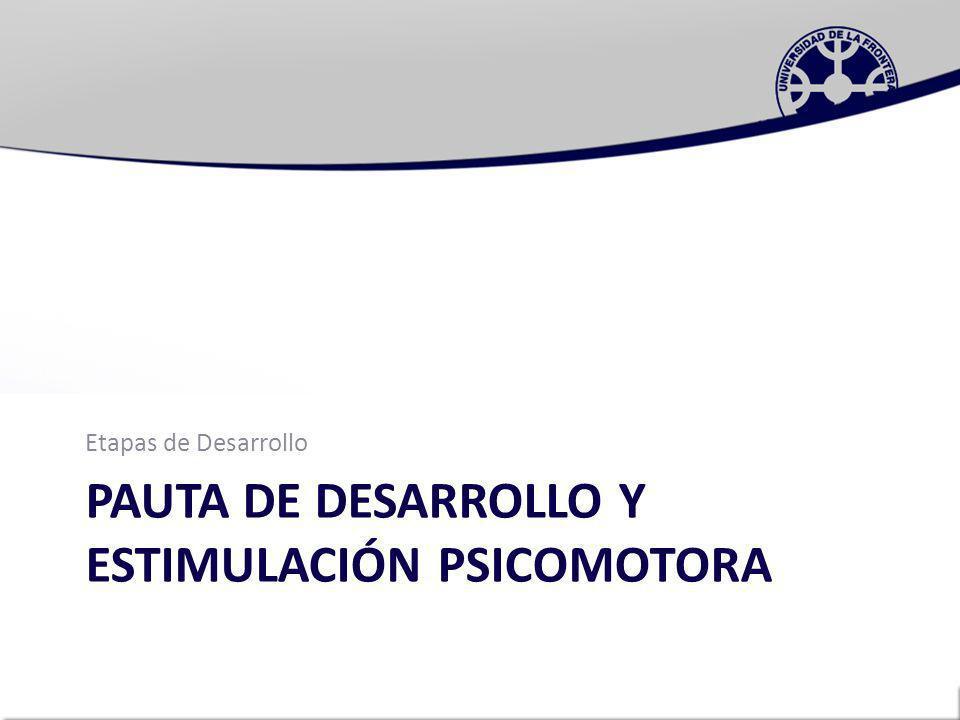 Periodo entre los 3 y los 4 años Consolidación y expansión de habilidades físicas y psicosociales.
