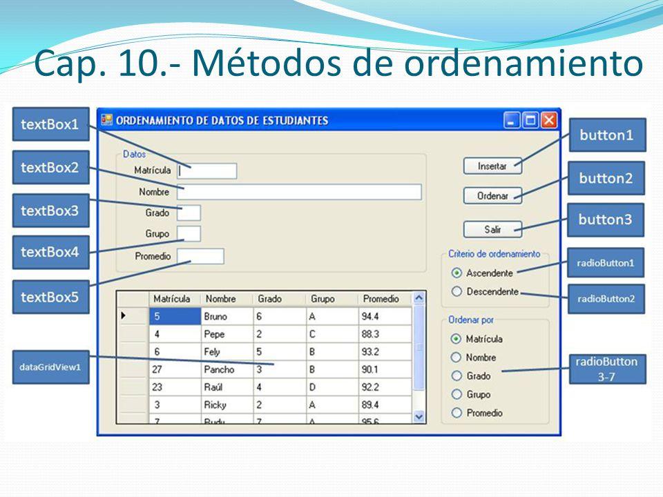 Diseño genérico de clases Objetos cuyos métodos y propiedades almacenan datos… De cualquier tipo Independientemente del nombre Sin necesidad de modificar el código Mediante diseño e implementación de: Clases Interfaces Delegados Relaciones: herencia, composición, agregación, etc.