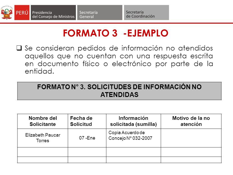 FORMATO 3 -EJEMPLO FORMATO N° 3.