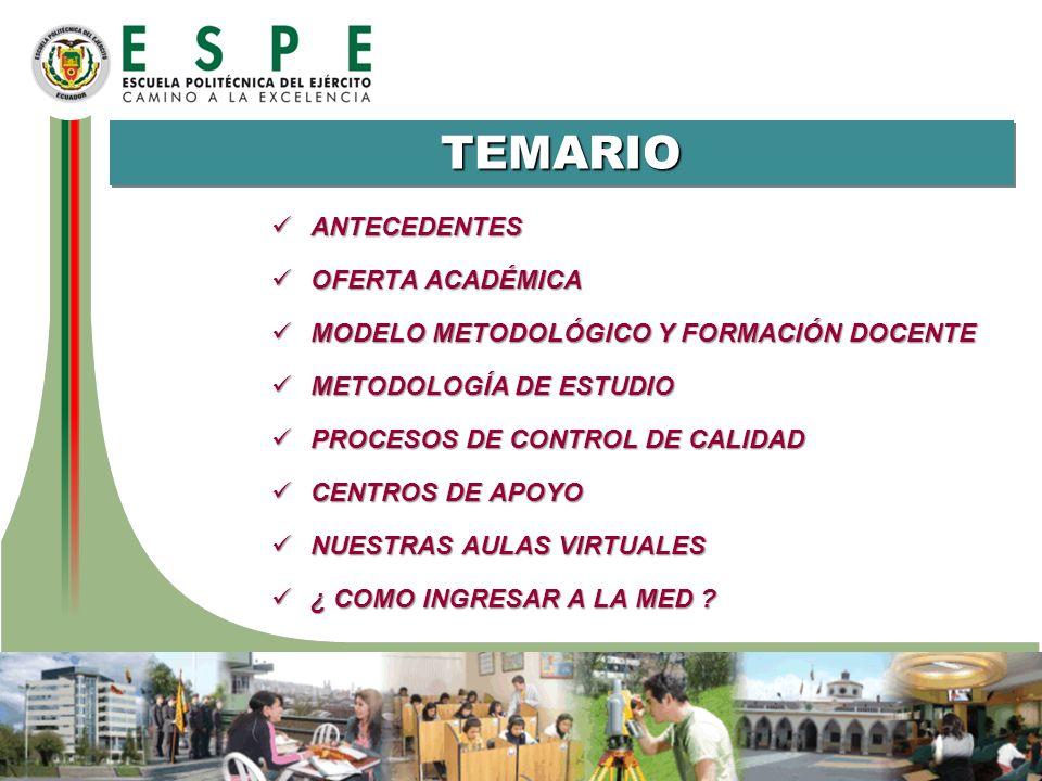 La Escuela Politécnica del Ejército (ESPE) es una institución de educación superior, con personería jurídica, autonomía administrativa y patrimonio propio, de derecho público, con domicilio en Quito y sede principal en la ciudad de Sangolquí, está reconocida por el Sistema Nacional de Educación Superior.