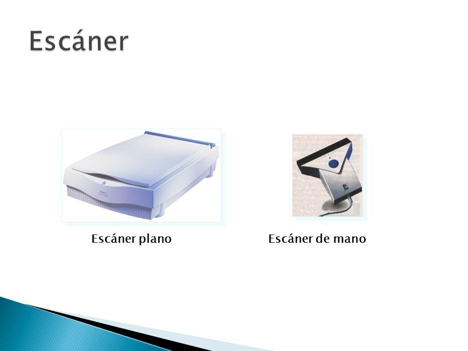 Escáner Mouse Micrófono Teclado
