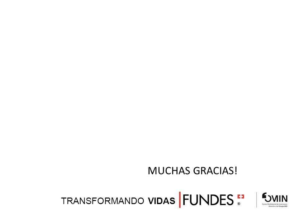 TRANSFORMANDO VIDAS MUCHAS GRACIAS!