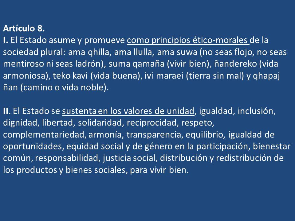 ACCIONES DE DEFENSA SECCIÓN I ACCIÓN DE LIBERTAD Artículo 125.
