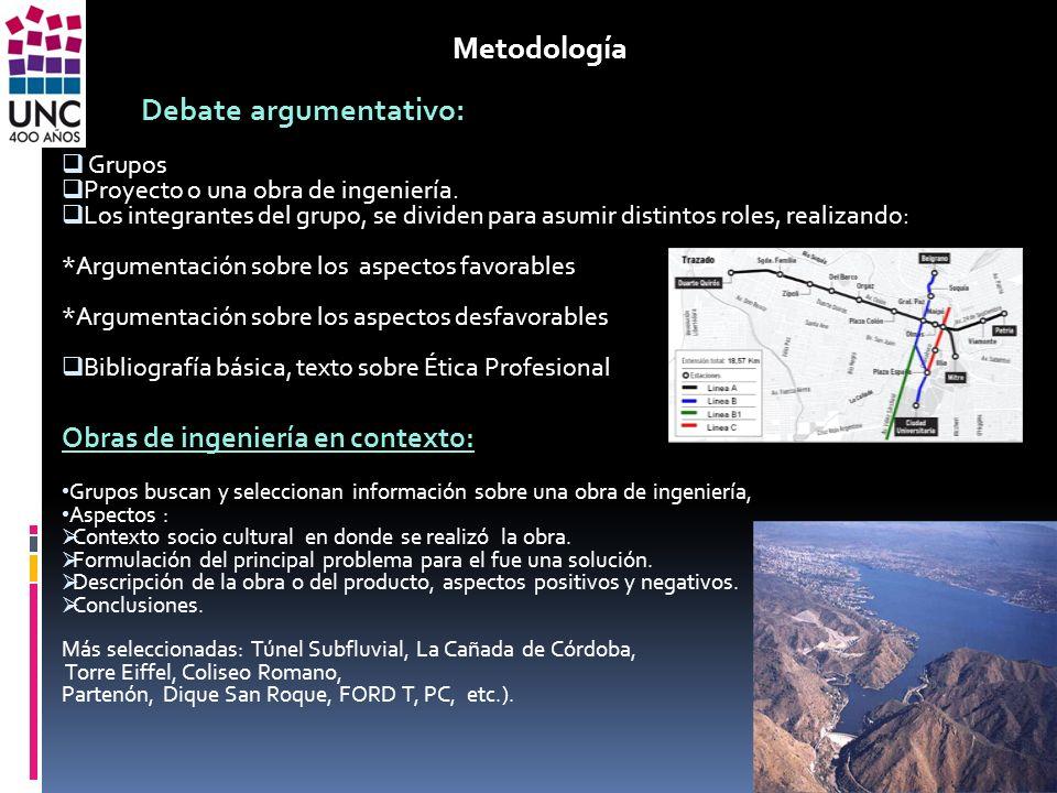 Evaluación Para todas las instancias de evaluación los criterios adoptados son: Precisión conceptual.