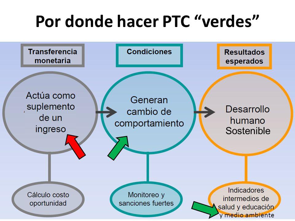 Actores para políticas publicas eco-sostenibles Marco legal/institucional Inversion de m/l plazo Coordinación y plan.