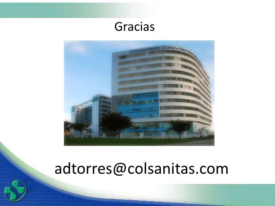 adtorres@colsanitas.com Gracias