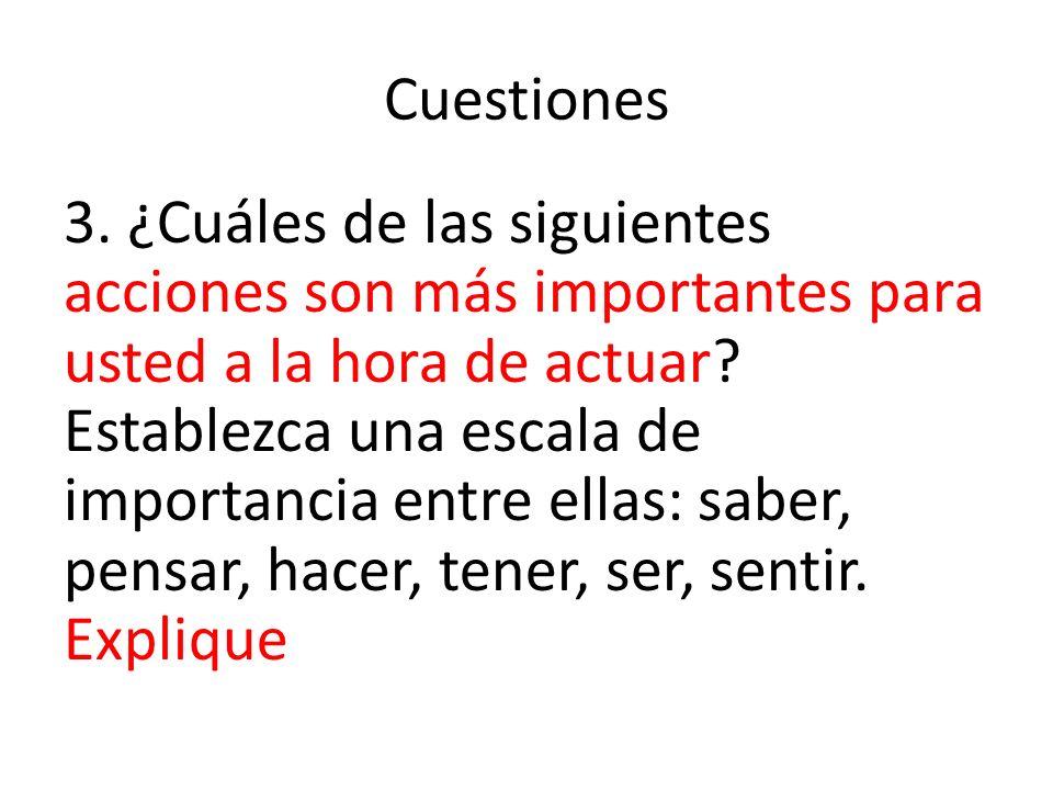 Cuestiones 3.