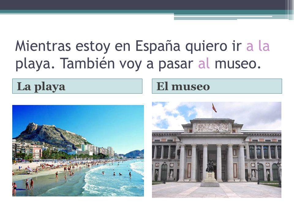 Es un museo del arte de España pero también hay museos de la historia. El arte