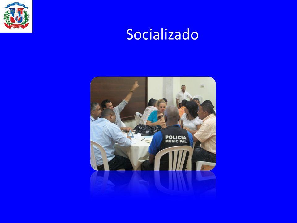 Socializado