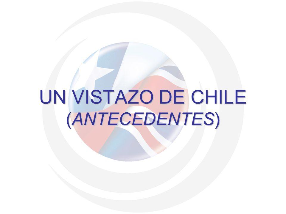 UN VISTAZO DE CHILE (ANTECEDENTES)