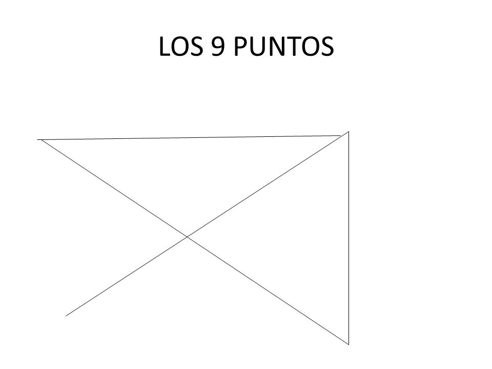 LOS 9 PUNTOS