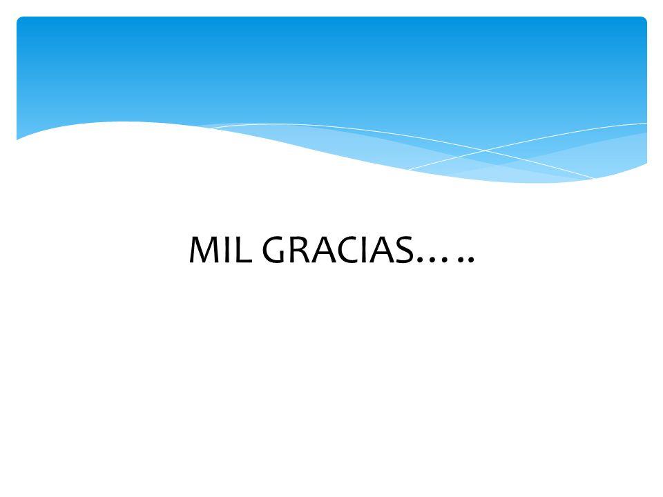 MIL GRACIAS…..