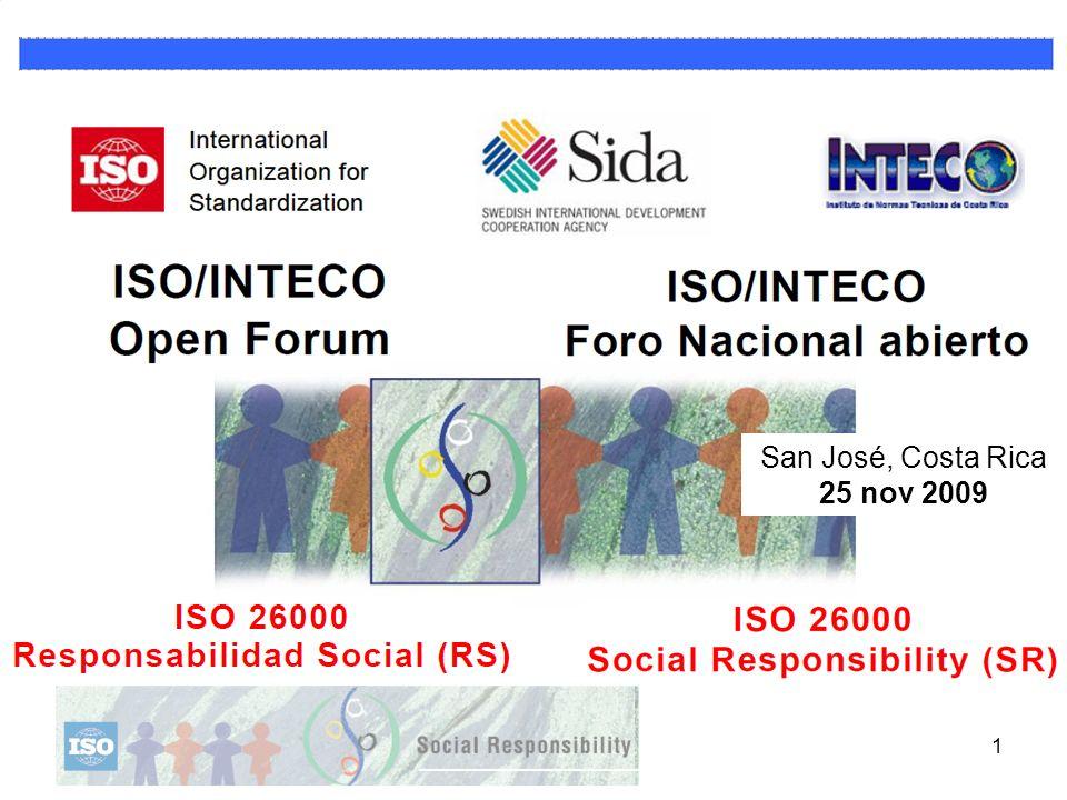 2 Sesión 3 Session 3 Sesión 3 Session 3 Visión general sobre el desarrollo de la ISO 26000, historia, antecedentes y contenido.