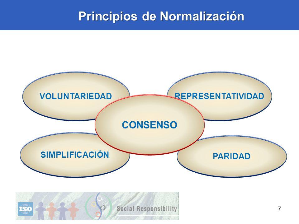 18 Que otra organización puede agregar tantos stakeholders.