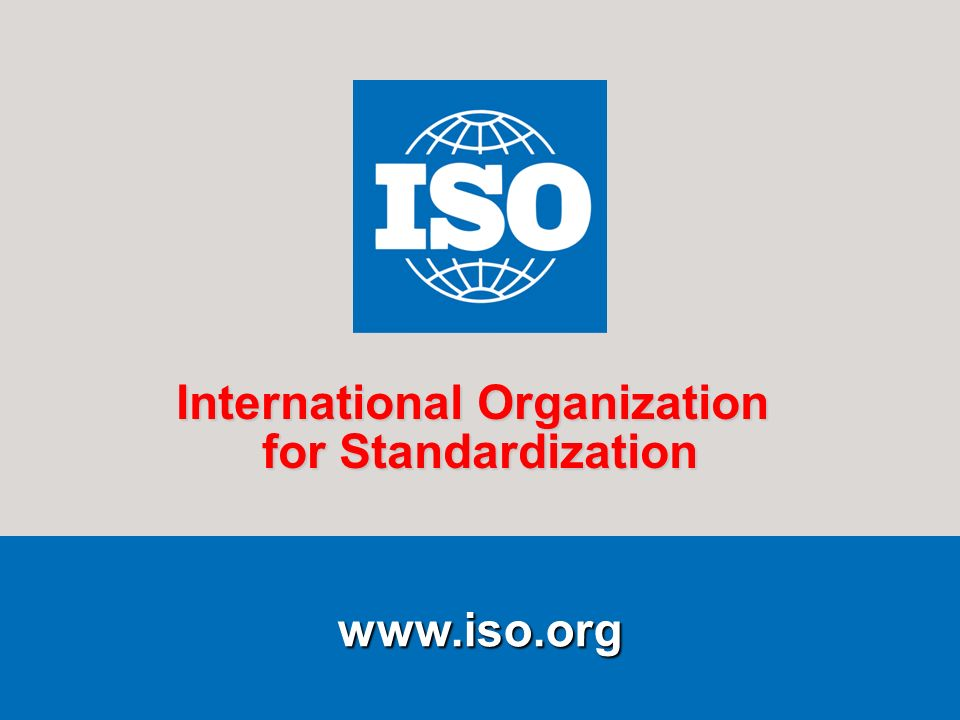 10 El sistema ISO The ISO system At 10 August 2009 IT tools Standards development procedures Consensus building Dissemination 162 national members (112 developing countries) 98% of world GDP 97% of world population 192 active TCs 3 183 technical bodies 50 000 experts Central Secretariat in Geneva 153 staff Collection of 17 765 ISO Standards 1230 standards produced in 2008