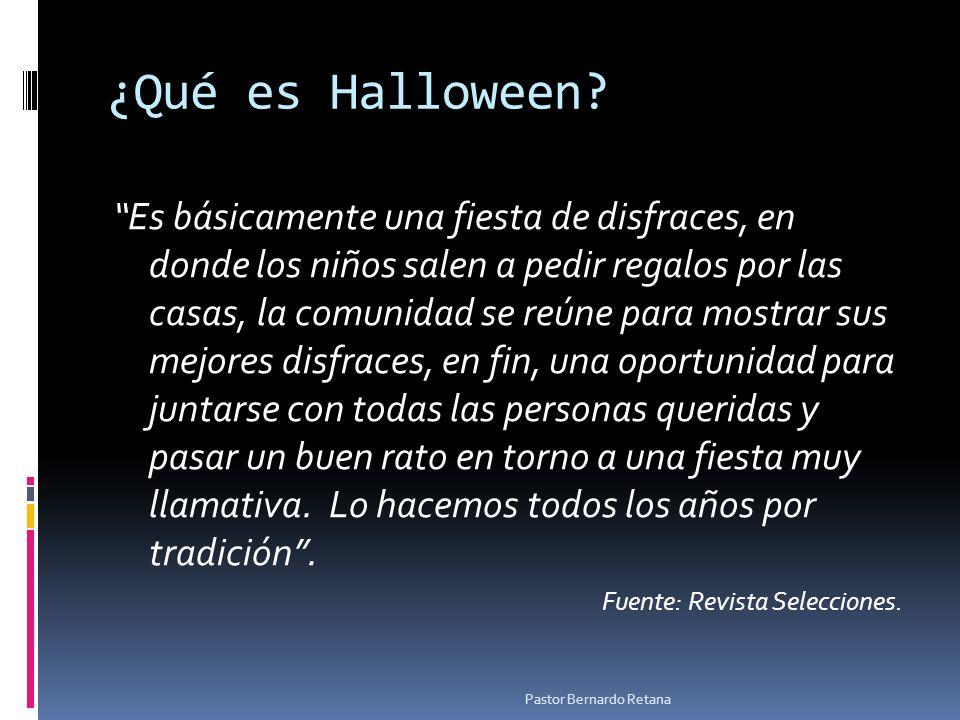 ¿Qué es Halloween? Es básicamente una fiesta de disfraces, en donde los niños salen a pedir regalos por las casas, la comunidad se reúne para mostrar