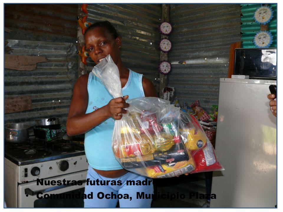 Nuestras futuras madres… Comunidad Ochoa, Municipio Plaza