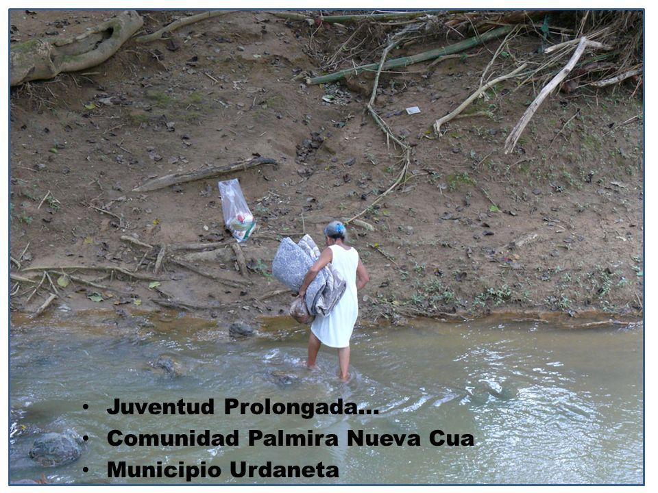 Juventud Prolongada… Comunidad Palmira Nueva Cua Municipio Urdaneta