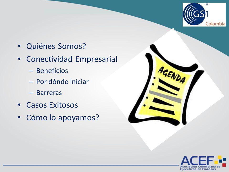 LOGyCA ® Medición Realizada con 8 compañías Fuente: Estudio niveles de servicio 2007 Algunos casos de éxito con el soporte de GS1 Colombia